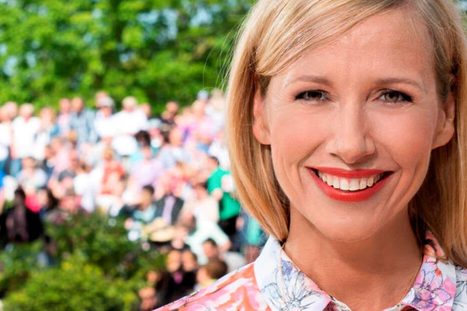 ZDF-Fernsehgarten: Andrea Kiewel mit Rassismus-Vorwurf konfrontiert