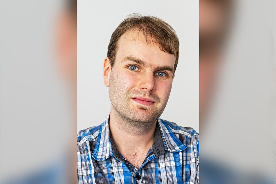 Redakteur Martin Gottschling.