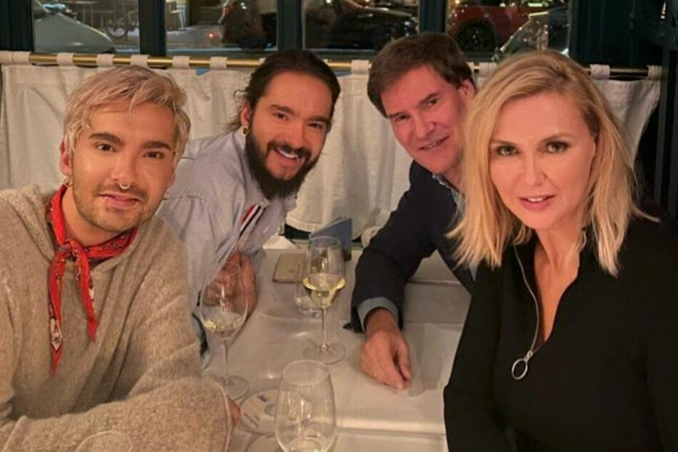 Geheime Pläne? Kaulitz-Brüder treffen sich mit Veronica Ferres und Carsten Maschmeyer