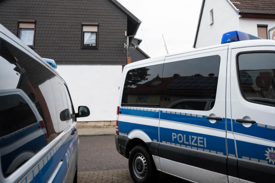 Neben Erfurt (Thüringen, Foto) fanden am Donnerstagmorgen noch in fünf weiteren Bundesländern Razzias statt.