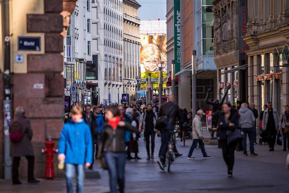 Leipzig: Knackt Leipzig die 600.000-Einwohner-Marke?