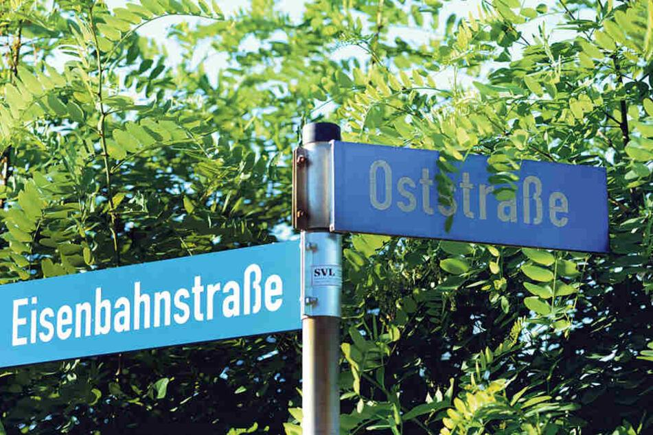 Der neue Bahnübergang an der Oststraße in Lauta sorgt für ein echtes Verkehrschaos.