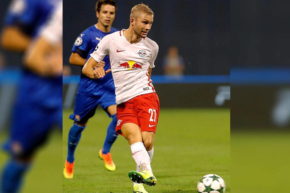 Soll sich bereits für einen Wechsel zu RB Leipzig entschieden haben: Konrad Laimer.