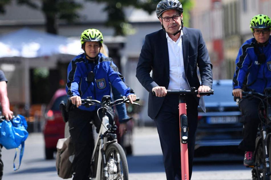 Nach nur wenigen Monaten: Erfurt verliert seine E-Roller