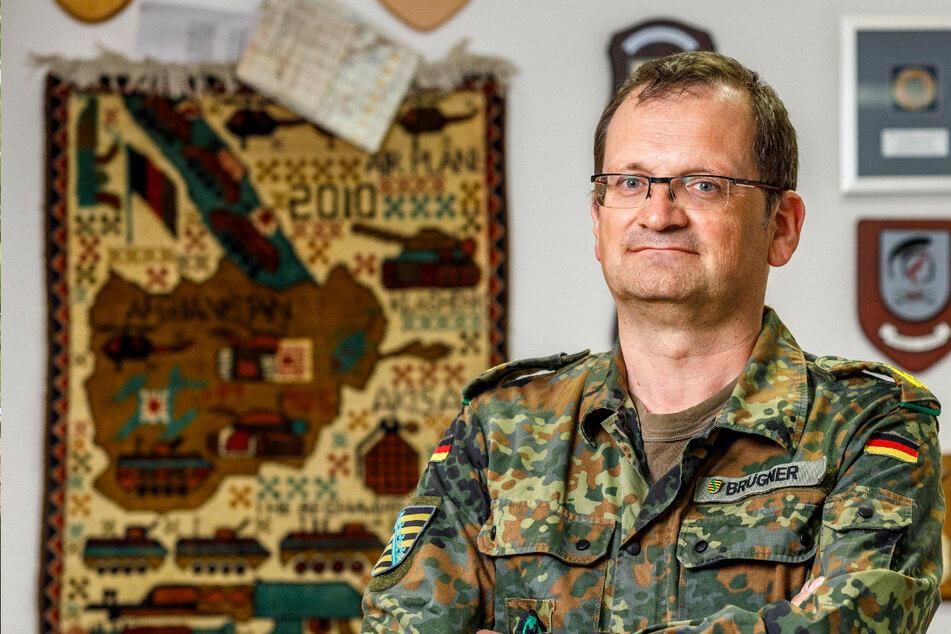 Dresden: Brigadegeneral erklärt, warum die Bundeswehr für die Corona-Bekämpfung gewappnet ist