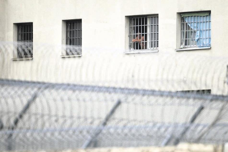 Viele sächsische Gefängnisse sind überbelegt.