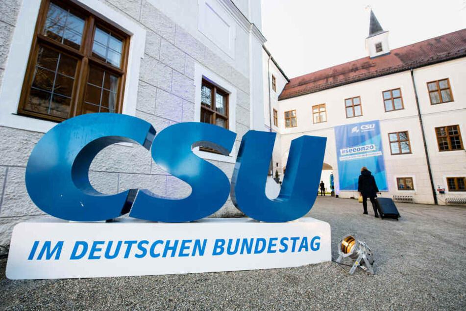 Bei der Winterklausur der CSU-Landesgruppe sprach sich Markus Söder für Sener Sahin aus.