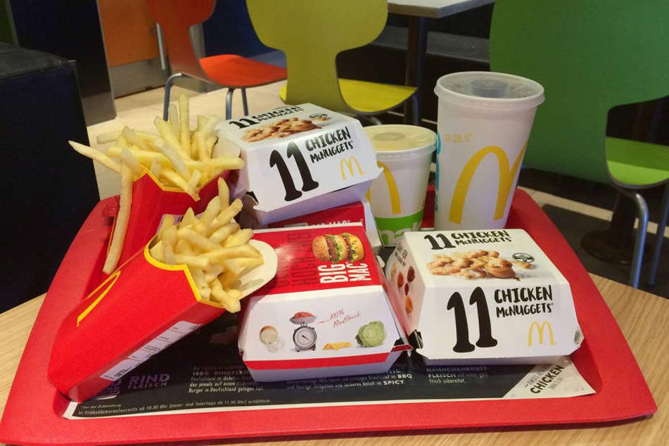 McDonald's steht wegen mangelnder Hygiene und schlechter Qualität schon lange in Kritik.