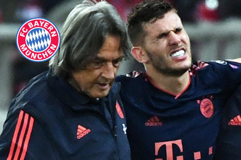FC Bayern: Lucas Hernández fehlt deutschem Rekordmeister mehrere Wochen!
