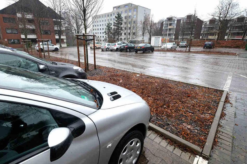 Die Parkplätze sollen erhalten bleiben.