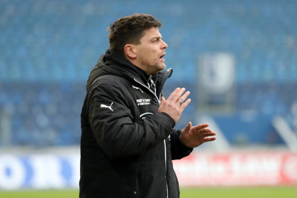 Zwickaus Coach Torsten Ziegner.