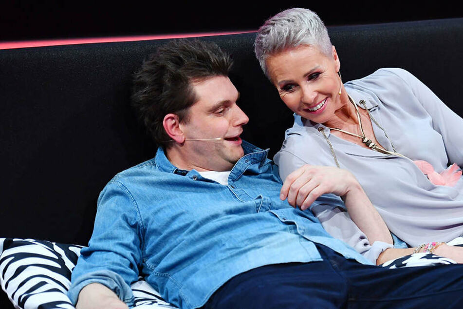Sonja Zietlow und Lutz van der Horst.