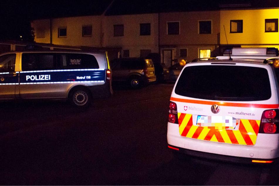 Polizei und Rettungskräfte waren vor Ort, doch die Verletzungen des Mannes waren zu schwer.