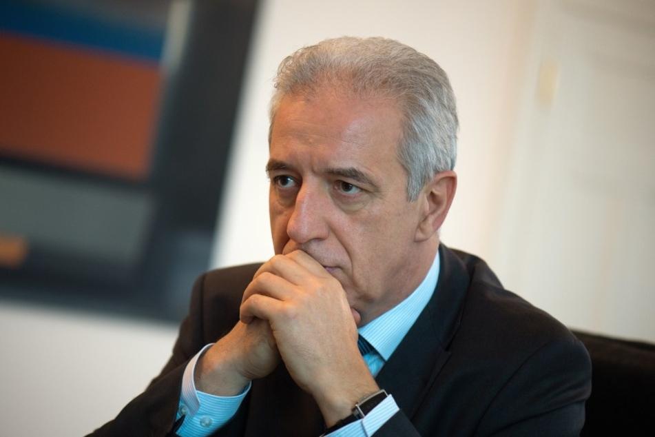 Stanislaw Tillich (57, CDU) hat laut Staatskanzlei nichts mit den Memoiren zu  tun.