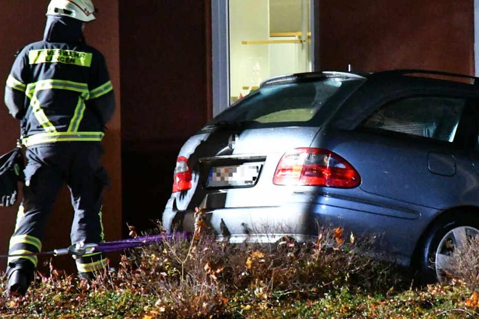 Der Unfall ereignete sich am Montagabend auf dem Gelände der Asklepios Klinik in Langen.