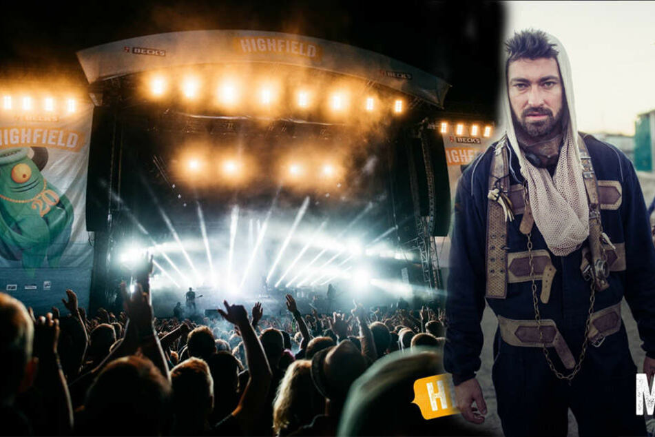 "Billy Talent, Marteria, Mando Diao: 41 Acts kommen aufs ""Highfield"""