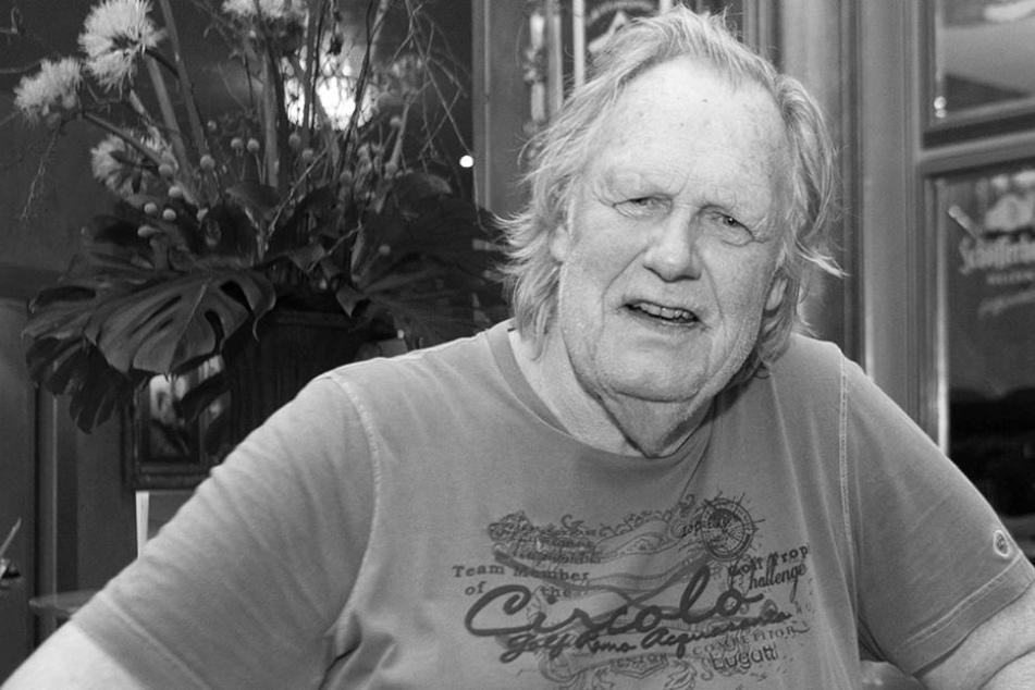 Tod mit 75! Schlagersänger Gunter Gabriel verstorben