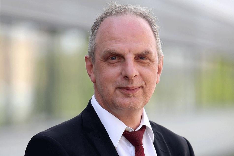 PD-Mann Detlef Müller (54).