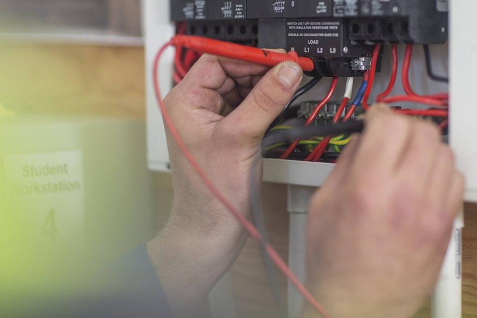In Dresden werden immer weniger Stromanschlüsse gesperrt.