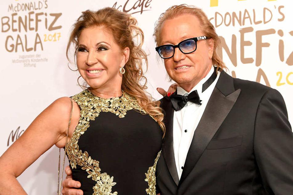 Seit Jahren TV-Stars: Carmen und Robert Geiss.
