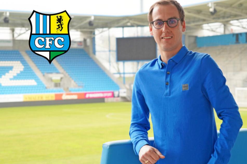 Ex-Dynamo Marcus Jahn leitet ab sofort CFC-Nachwuchs