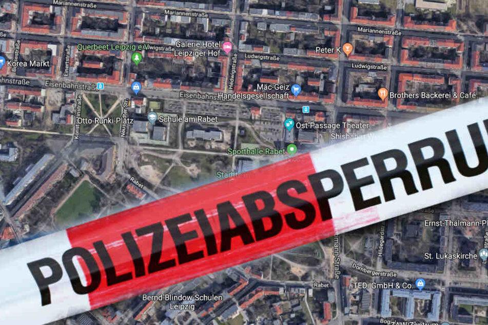 Zwei Verletzte bei Schlägerei auf der Eisenbahnstraße!