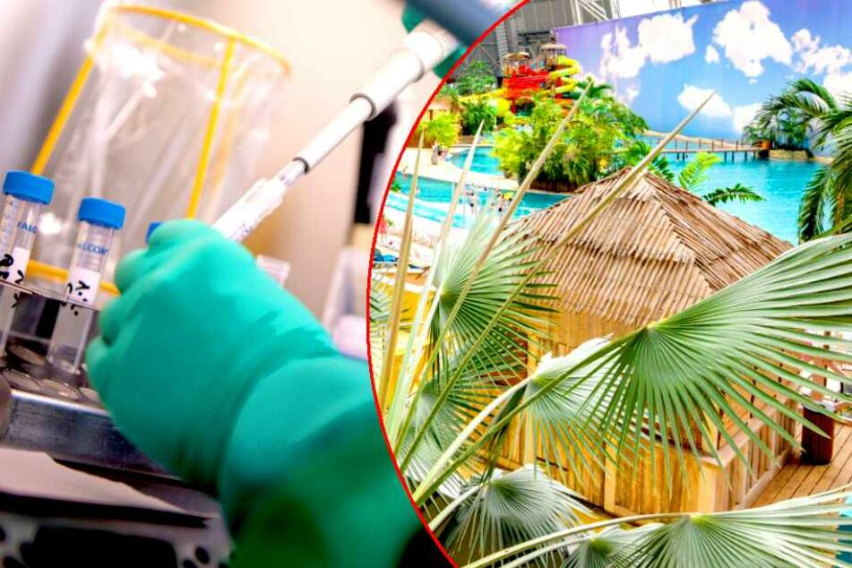 Tropical-Islands-Mitarbeiter mit Coronavirus infiziert? Ergebnis verzögert sich!