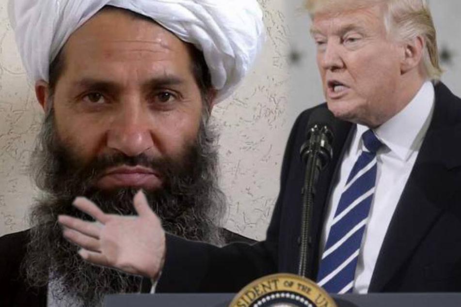 Einen Tag nach Amtsantritt! Taliban versuchen, Trump zu erpressen