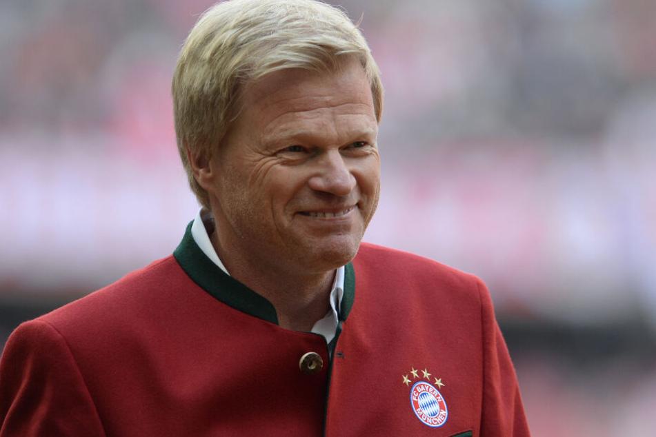 Oliver Kahn könnte beim FC Bayern München eine neue Ära einleiten.