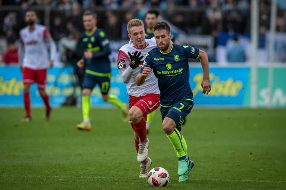 Die Münchner mussten sich beim Gastspiel bei Fortuna Köln mit einem Remis begnügen.