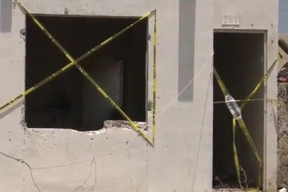 Hier wurden die 17 Plastiktüten mit den zerstückelten Leichen gefunden.