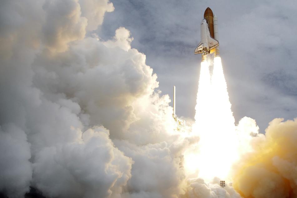 Weltraum-News wie der Start der US-Raumfähre «Atlantis» zur ISS sorgen regelmäßig für Schlagzeilen.
