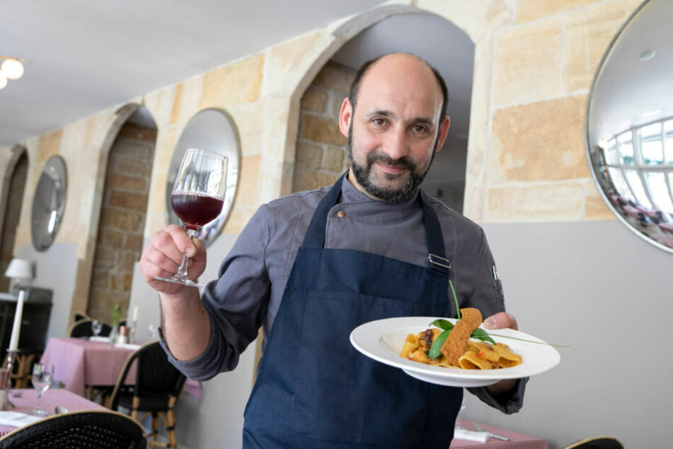 "Dresden: Chef vom ""La Campagnola"" tot: Drama um Dresdner Gastronom"