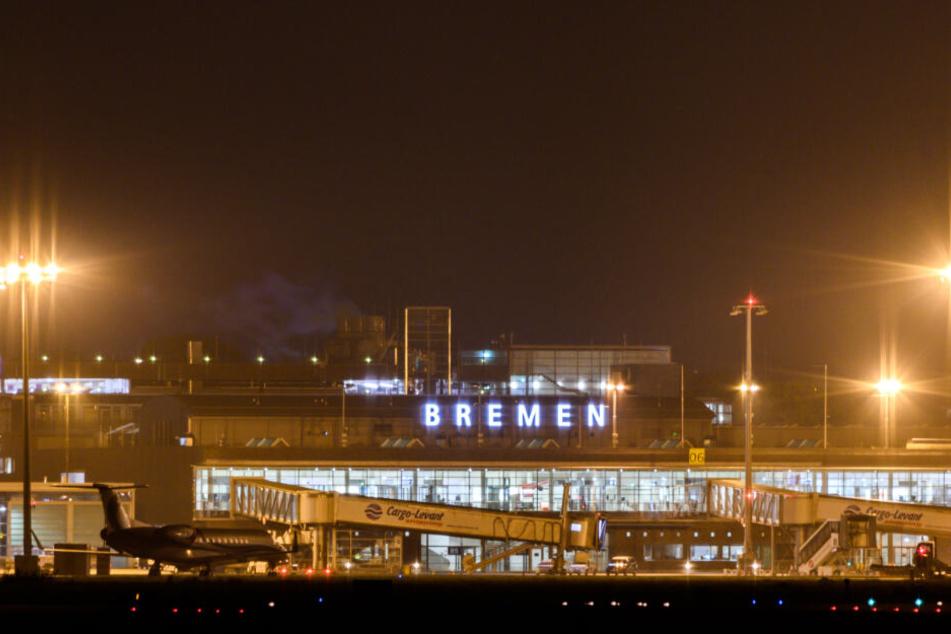 Ibrahim Miri wurde vom Flughafen Bremen abgeschoben.