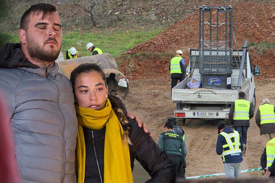 rettung kind spanien