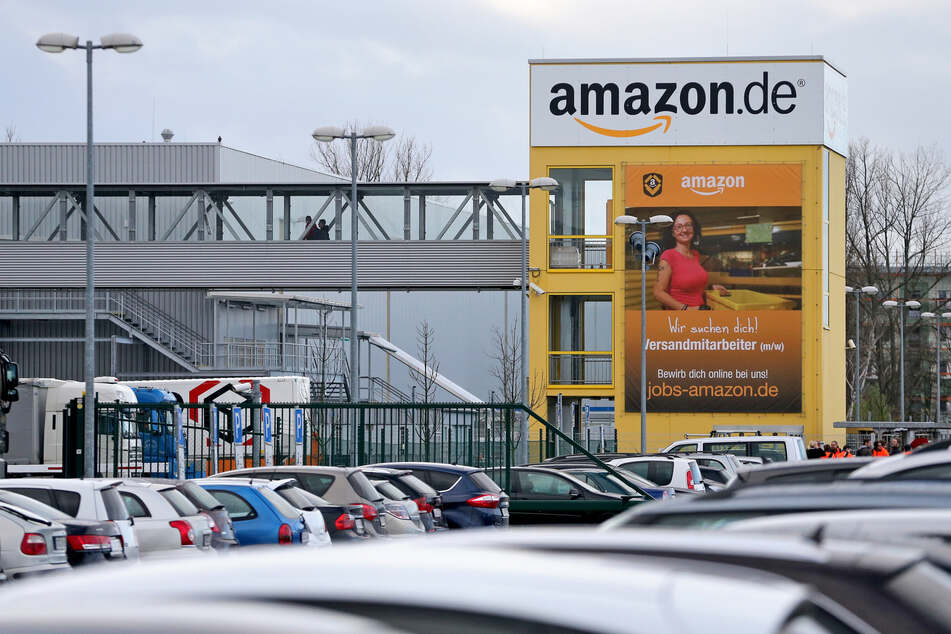 Neues Verteilzentrum bis Herbst: Amazon will 120 neue Arbeitsplätze in Schkeuditz schaffen