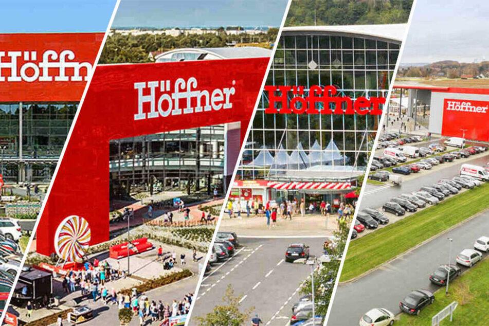 Höffner startet Konjunktur-Programm und zahlt bis 1000 Euro aus