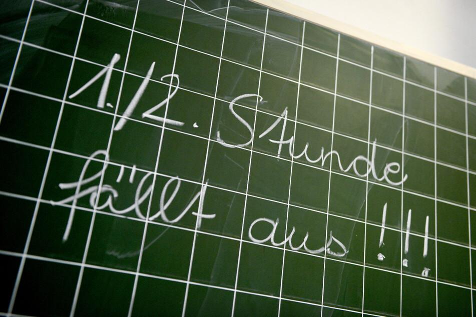 Schulklasse wegen akuten Lehrermangels nach Hause geschickt