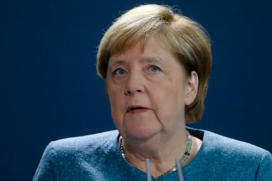 Bundeskanzlerin Angela Merkel (66, CDU) äußerte sich am Mittwoch in einem Statement bestürzt über die neuen Erkenntnisse im Fall Nawalny.