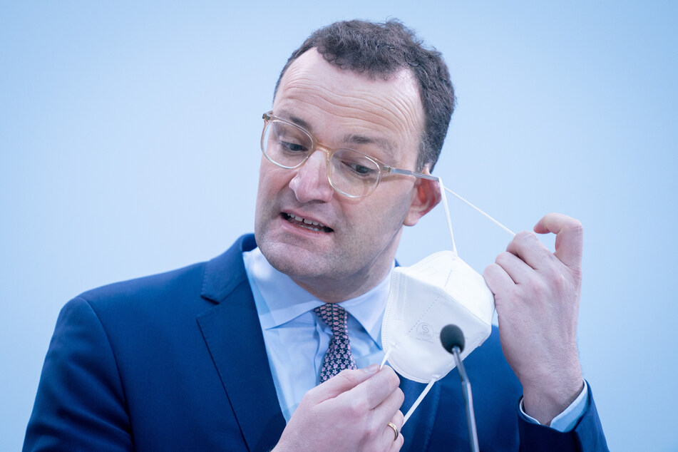 Gesundheitsminister Jens Spahn (CDU) bittet um mehr Vorsicht bei Kontakten während der Weihnachtszeit.