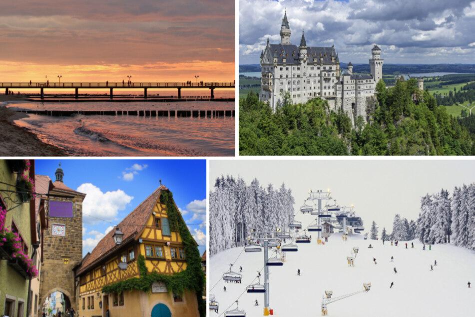 Top 10 Kleinstädte: Diese Orte sind in Deutschland besonders beliebt