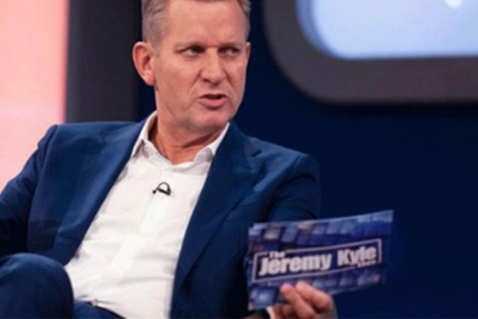 14 Jahre lang moderierte Jeremy Kyle seine in der Öffentlichkeit umstrittene Show.