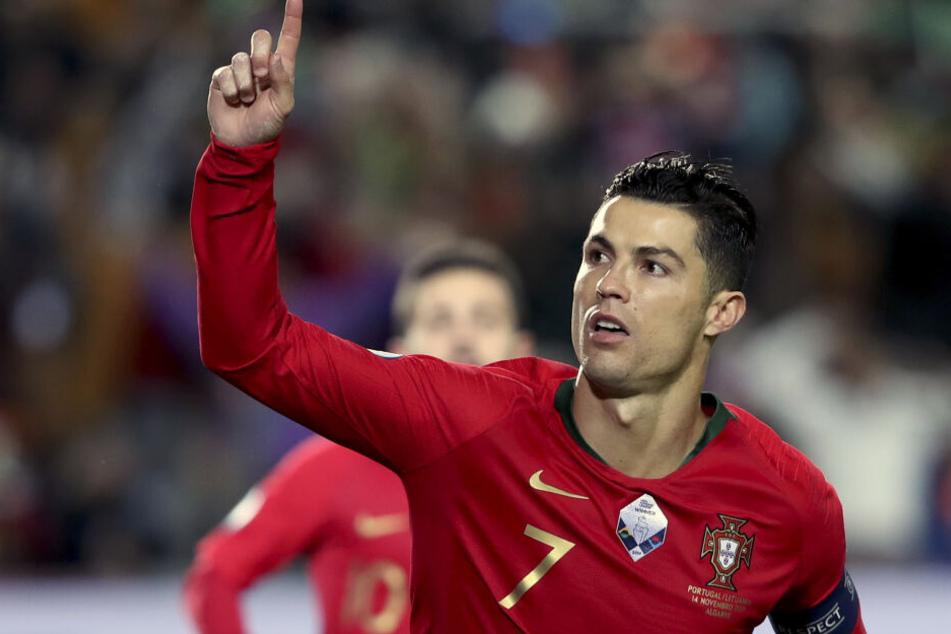 Könnte der Portugiese Cristiano Ronaldo (34) nach München wechseln?