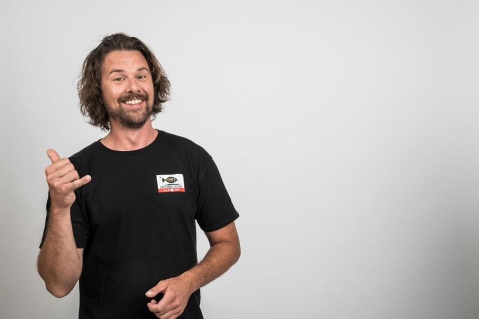 Rockenberg war bisher als Moderator beim öffentlich-rechtlichen Sender MDR Jump zu hören.