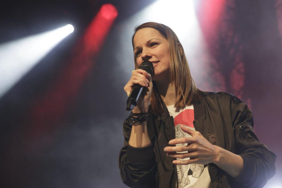 Christina Stürmer tourt mit ihrem neuen Album durch Deutschland.