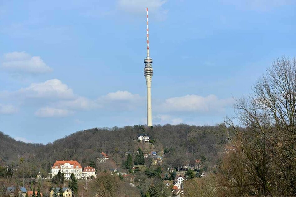 Für den Fernsehturm wurde ein Rettungsplan beschlossen.