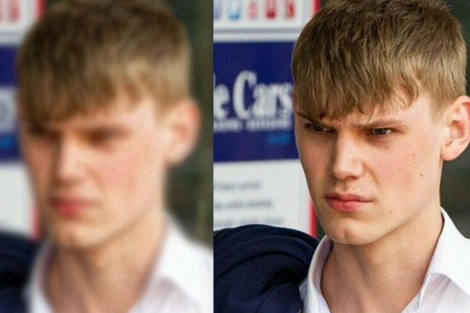 Max Coopey (18) muss sich am Dienstag erneut vor Gericht verantworten.