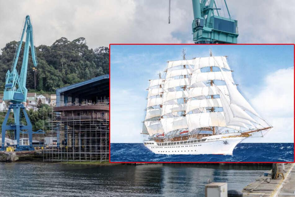 Kreuzfahrt-Trend: Neuer Dreimaster bietet luxuriöse Seefahrer-Romantik