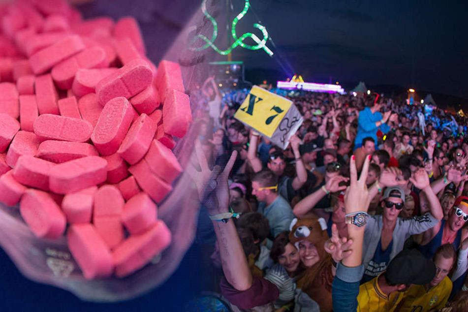Unter Berlins Partygänger sind verbotene Drogen weit verbreitet. (Symbolbild)