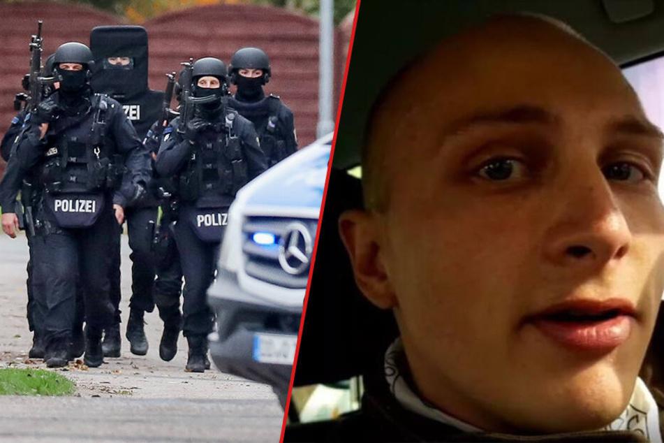 Zwei Tote bei Bluttat in Halle: Das ist über den militanten Killer bekannt